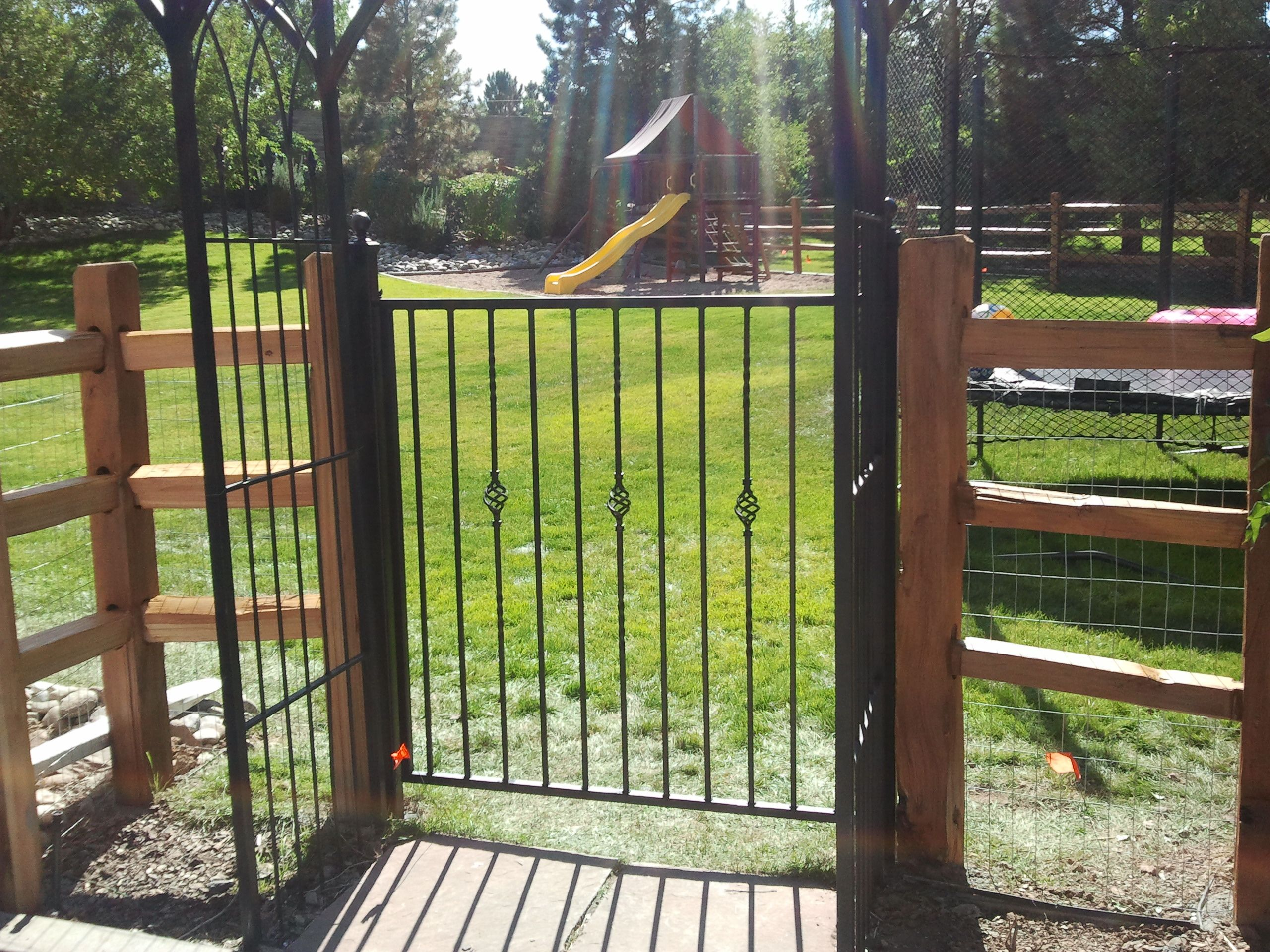 rail fence styles. The Price Per Foot On This Fence Style Makes It Very Attractive To Most Customers. Rail Styles