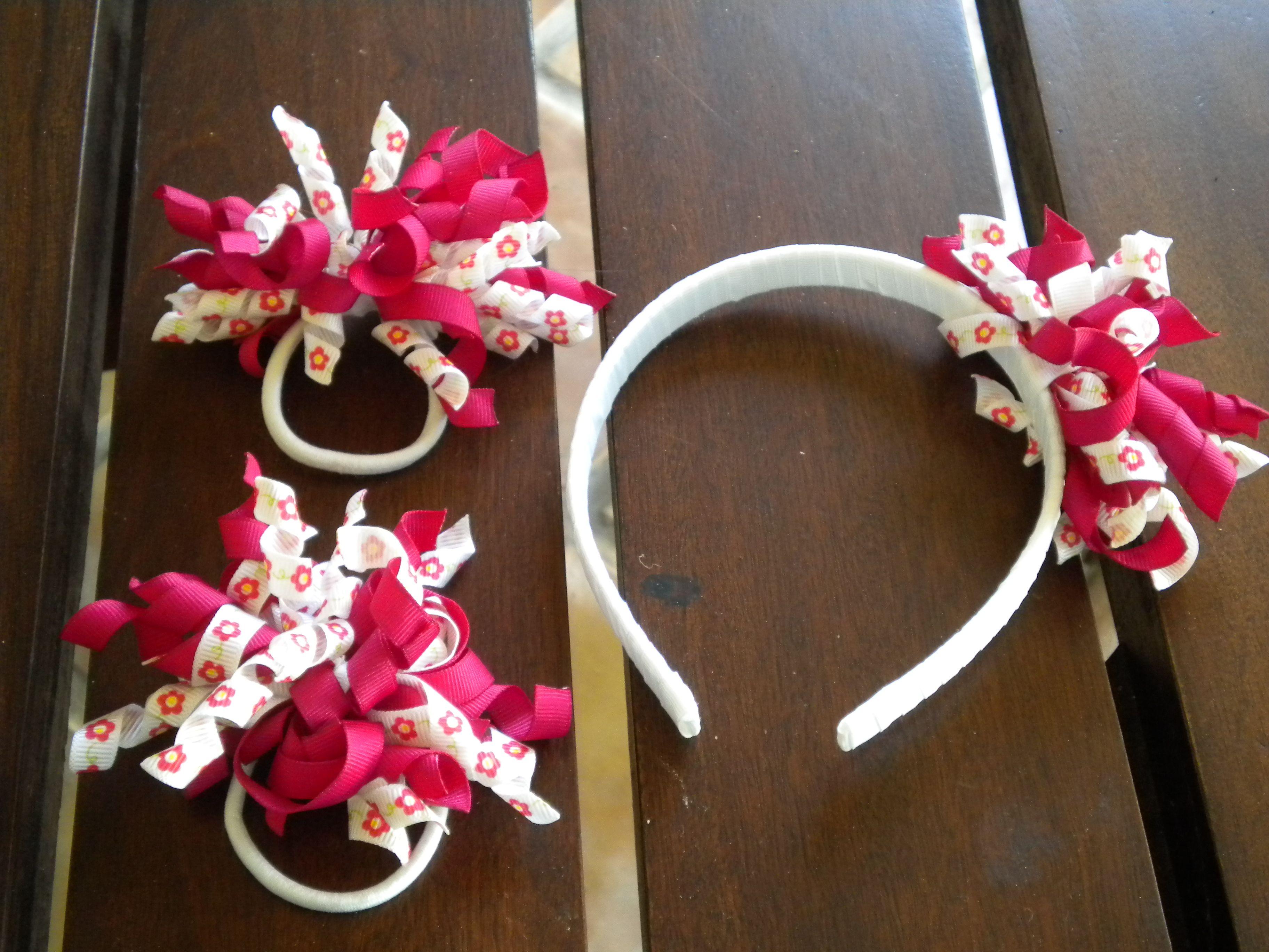 The 25 Best Ribbon Hair Ties Ideas On Pinterest Ribbon
