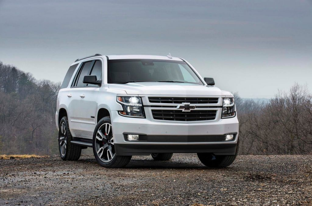 2020 Chevy Tahoe Redesign Changes Release Date