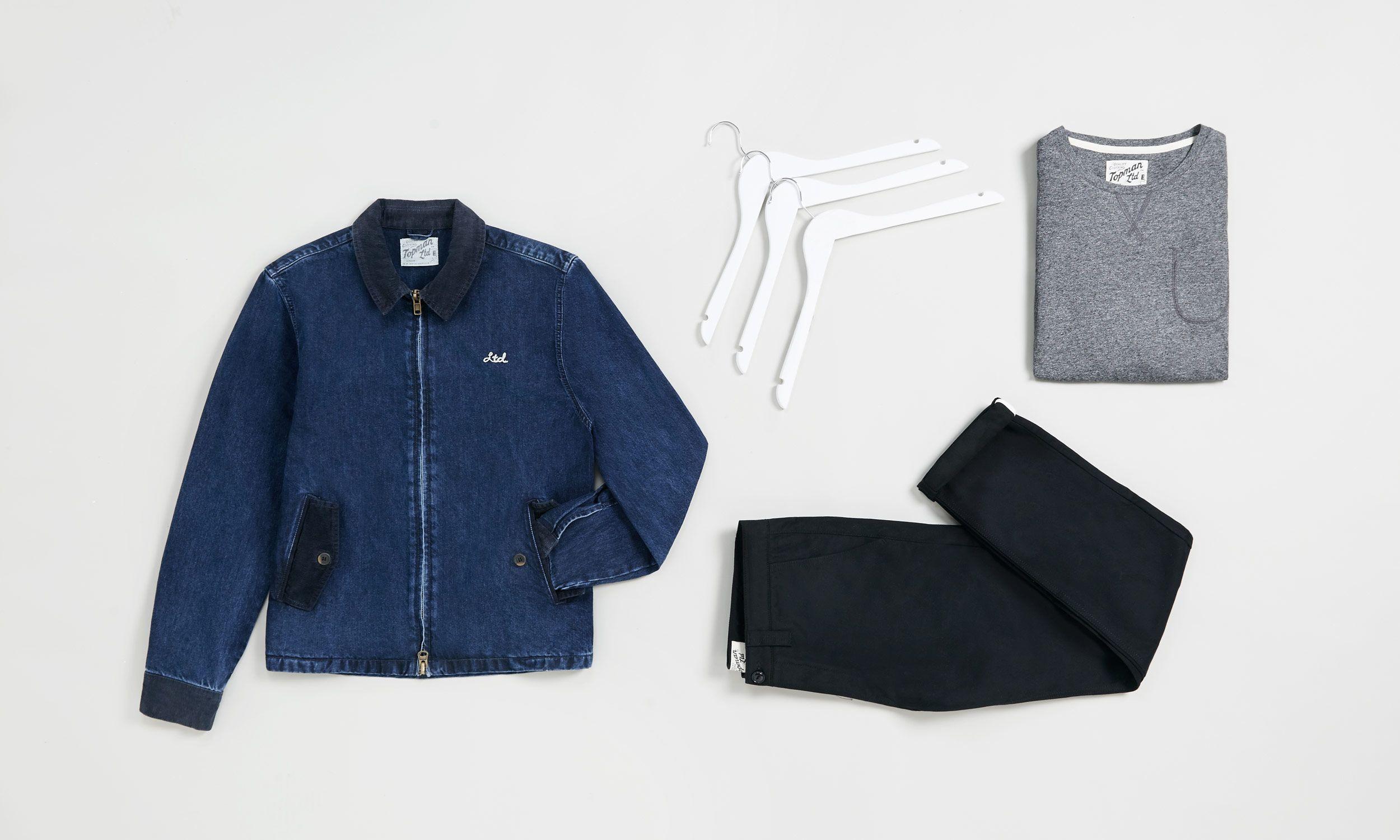 Topman LTD SS15 denim jacket