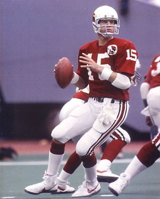 My Favorite Quarterback Of All Time Neil Lomax The St Louis Phoenix Cardinals QBs From 80s Rule