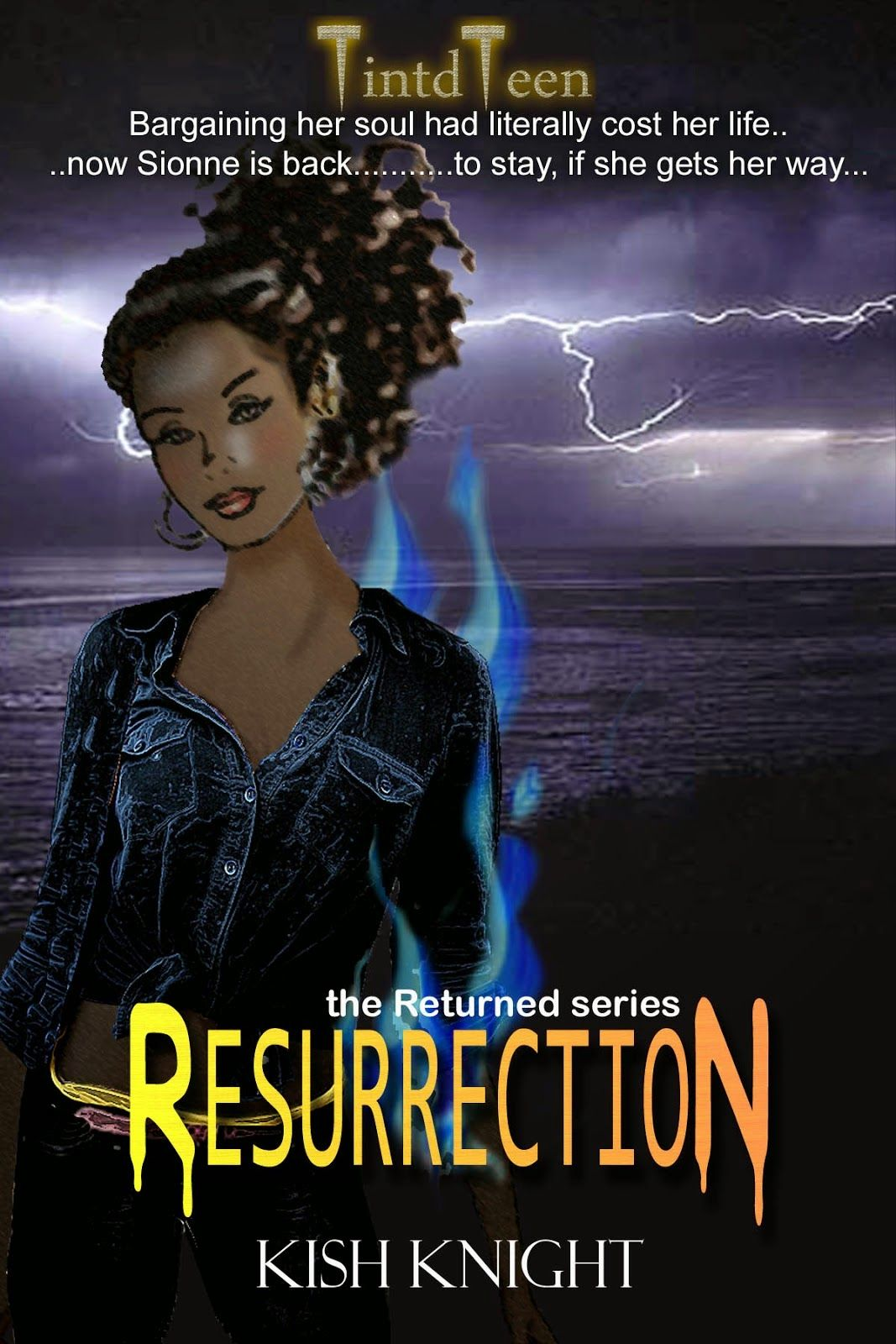 DormaineGblog: Resurrection (Returned Book 1) by Kish Knight