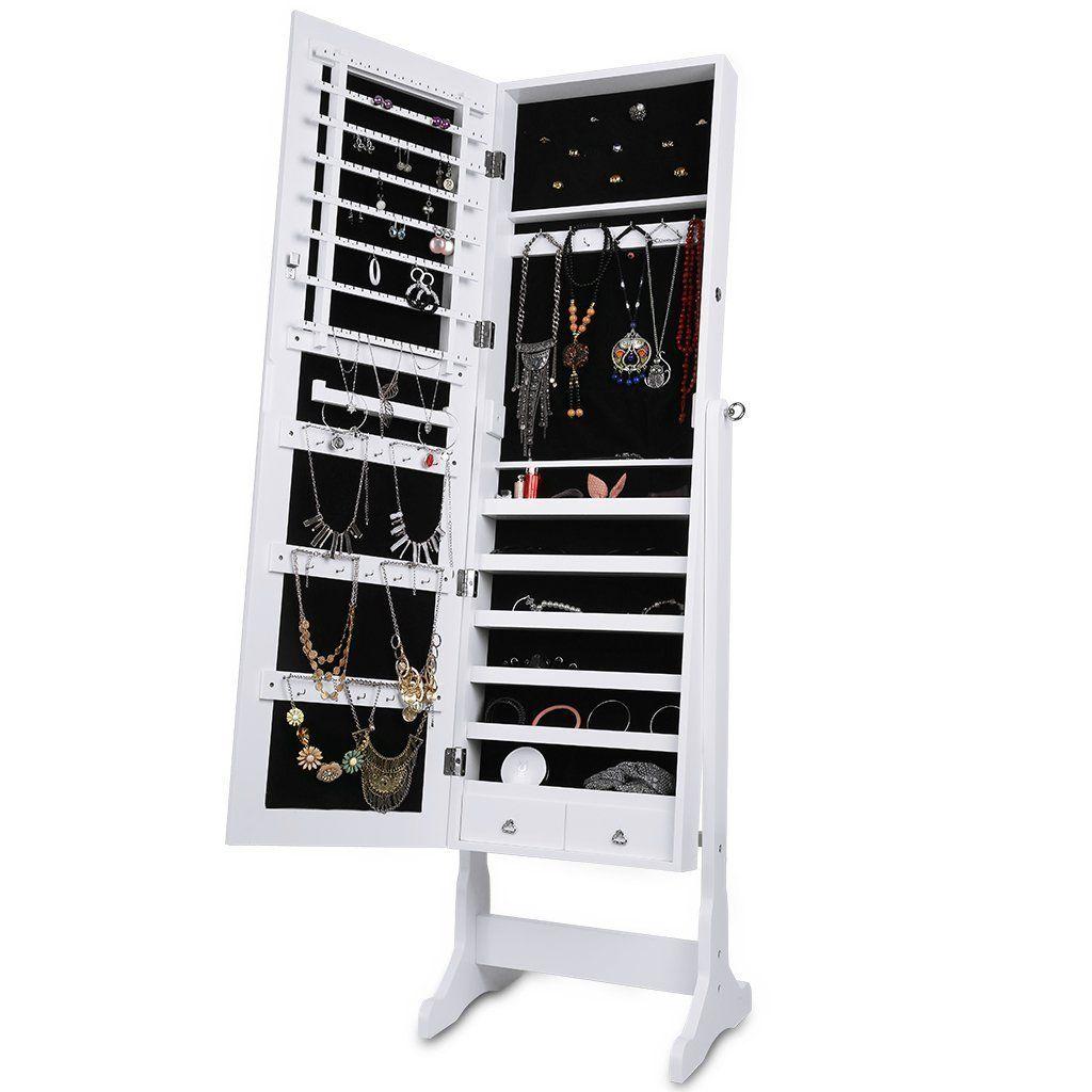 Amazon langria jewelry armoire