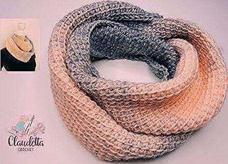 Photo of Crochet winter scarf Tunisian / simple – small balcony ideas, #balcony #Crochet …