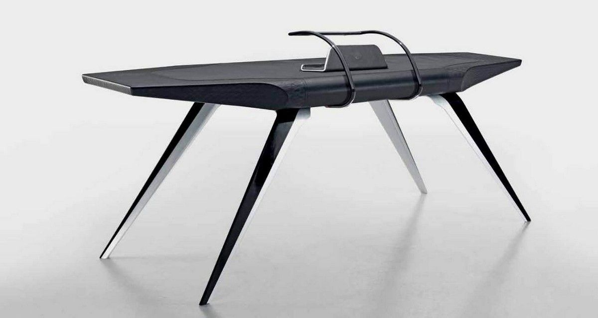 Aston Martin Office Desk By Formitalia Luxury Group.   Design Is This