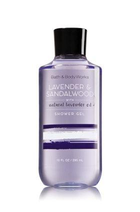 Lavender Sandalwood Shower Gel Signature Collection Bath Body Works Our Pampering Shower Gel Condition Bath And Body Works Shower Gel Bath And Body