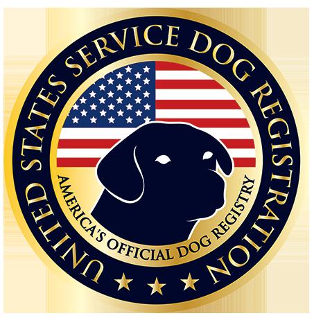 U S Service Dog Registration Service Dogs Service Dog Registration Dogs