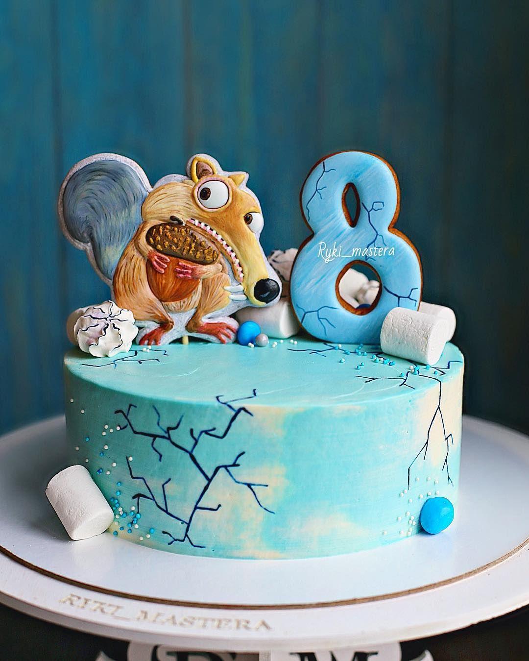 Картинка ледниковый период для торта