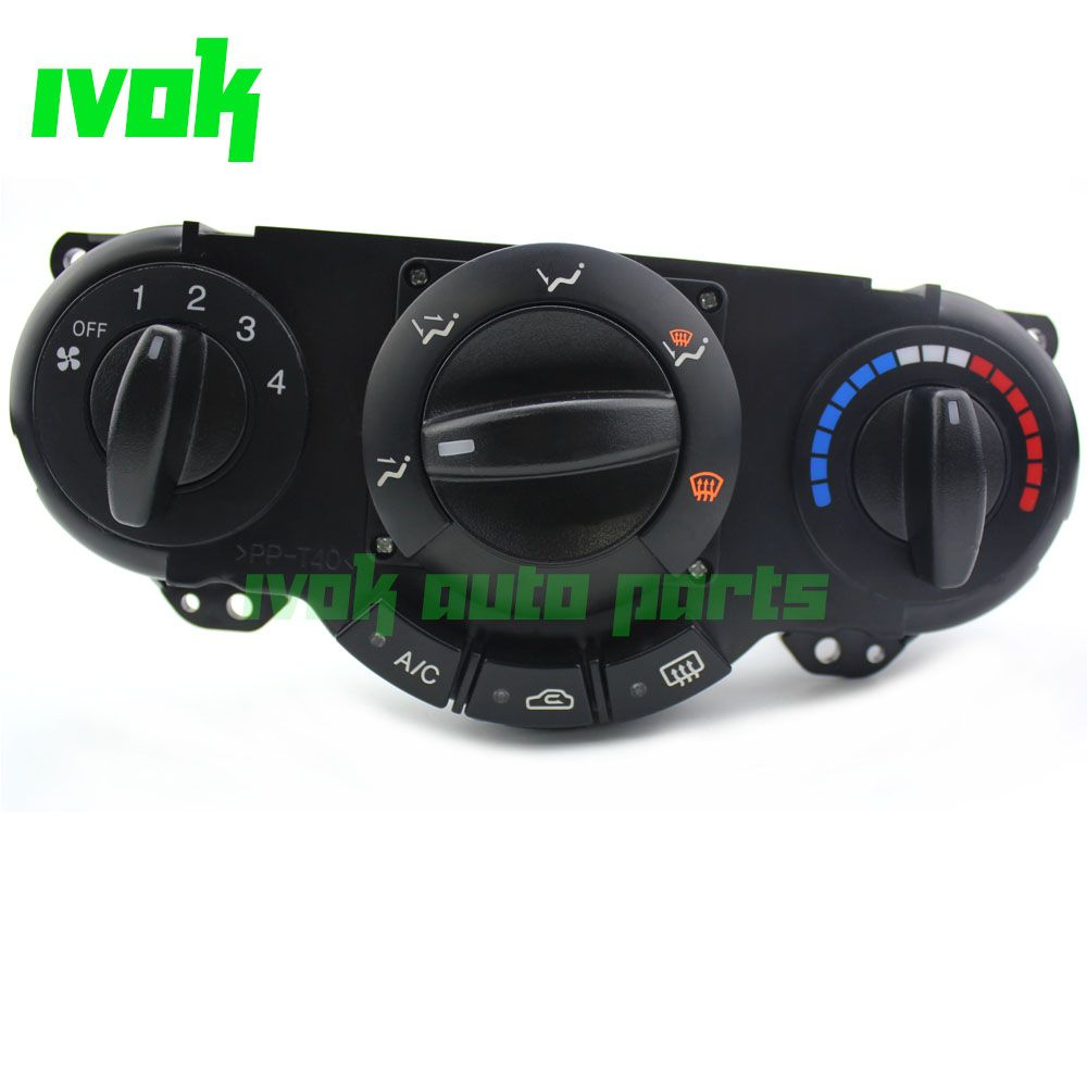 A/c & Heater Controls Air Conditioning & Heat Air Ac Heater Panel Climate Control Assy For Buick Excelle Wagon Hrv Lacetti Optra Nubira Wagon 96615408 Pretty And Colorful High Quality