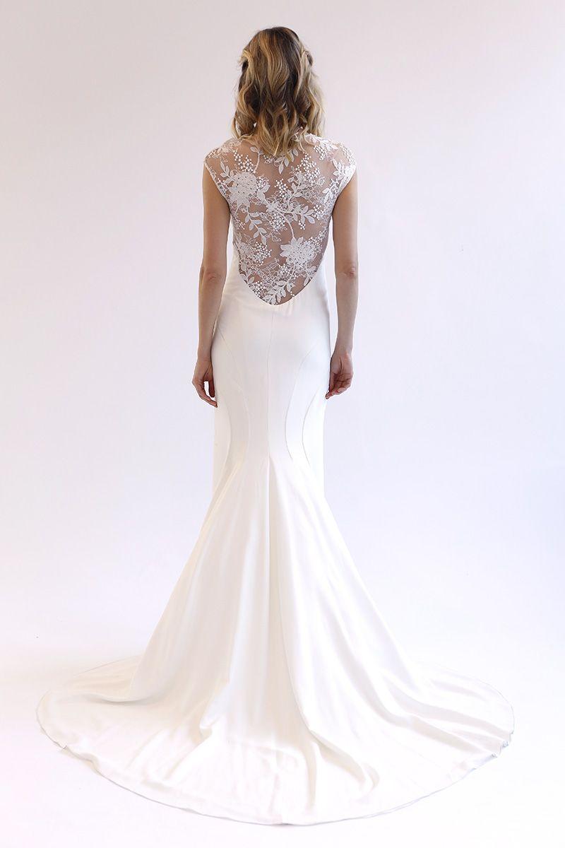 Photo Via Wedding Dress SimpleRomantic