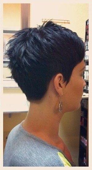 Spiked Pixie Frisuren, Kurzhaarfrisuren und Pixie frisur