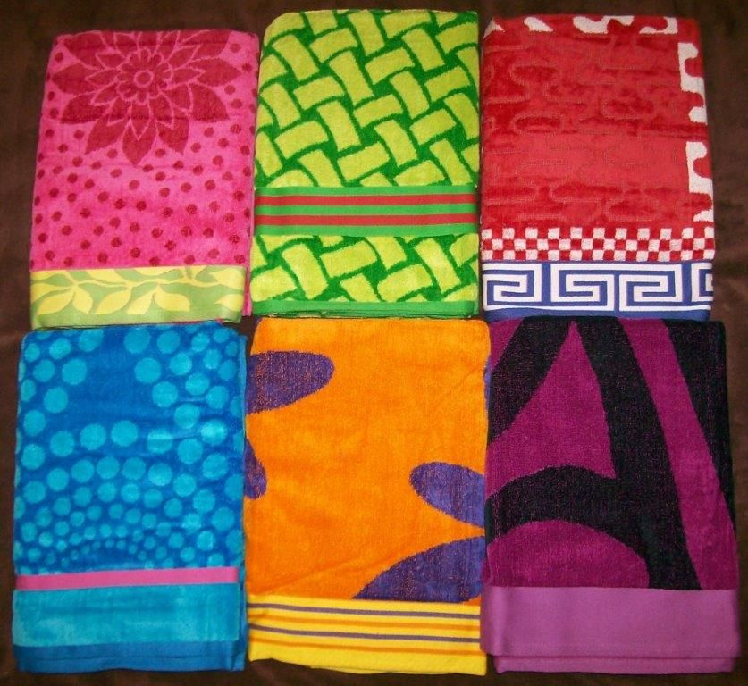 Luxury Jaquard Beach Towels Wholesale And Retail Luxury Beach