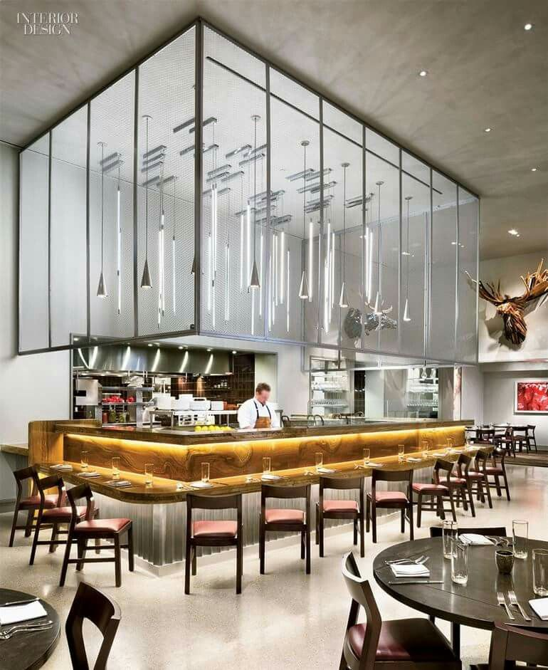 Discover ideas about Loulou Restaurant OpenInteractive Kitchen