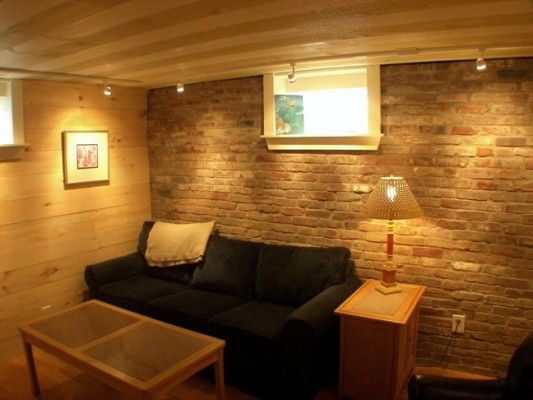 very low ceiling basement idea Google Search