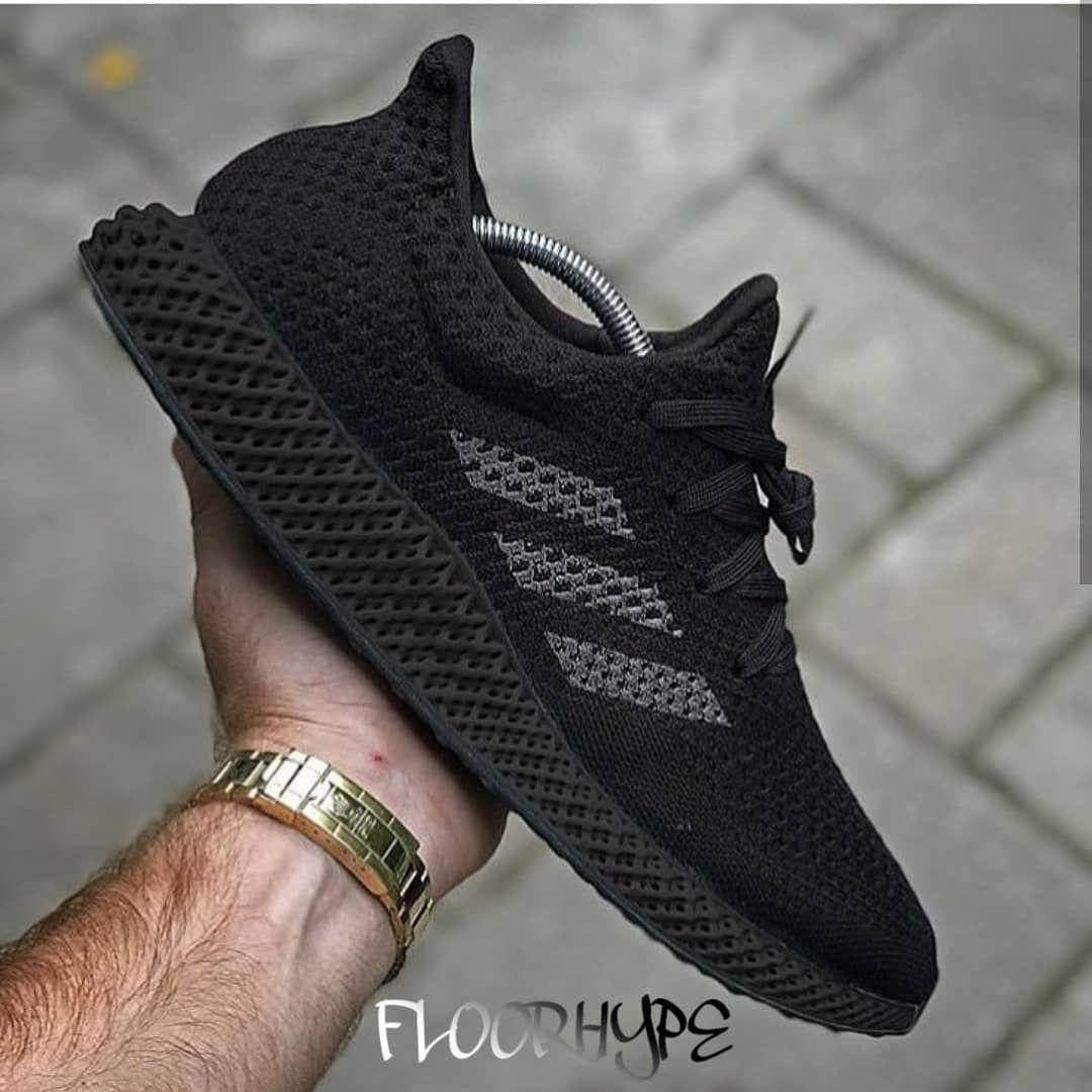 Flash Sale Adidas Futurecraft Triple Black Bayangkan Jika Anda