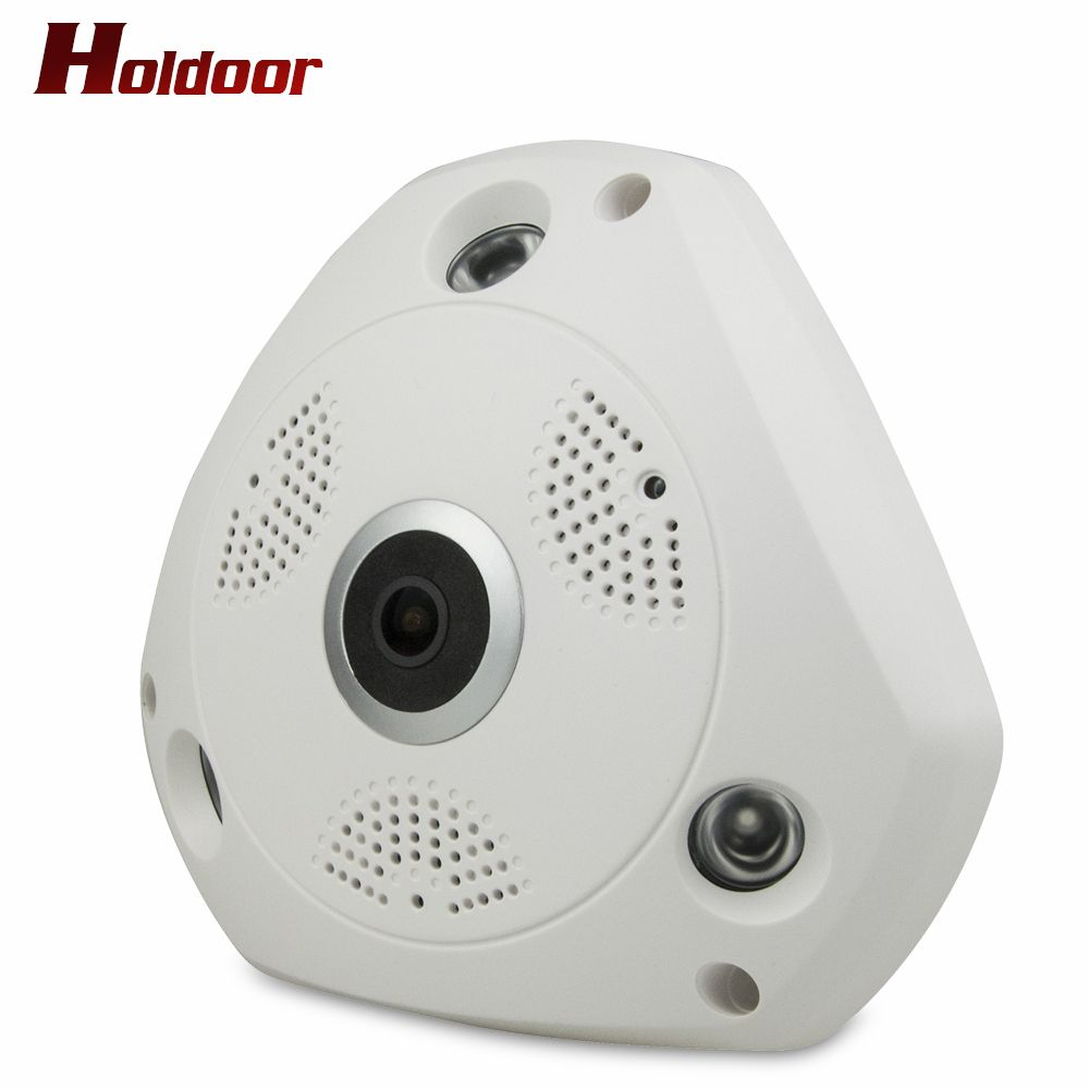 Camera 360 Degrés >> Holdoor 360 Degree 3 0mp Hd Panoramic Vr Camera Wireless