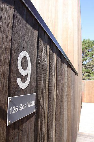 Sea Ranch Condominiums, Sea Ranch, CA. Condominium One, Unit 9, Charles Moore's residence.