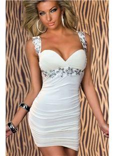 Elegant Fashion V-Neck Style Sexy Bodycon  Dress