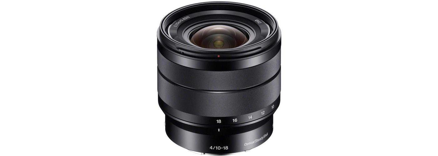 Sony 10 18mm F 4 Oss E Mount Lens In 2020 Wide Aperture Lens Wide Angle Lens