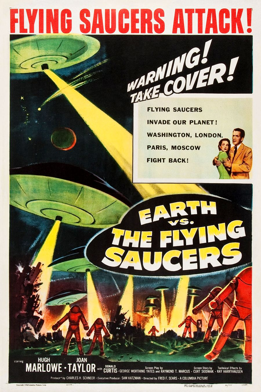 vintage scifi posters - Google Search | Cool Movie Posters ...