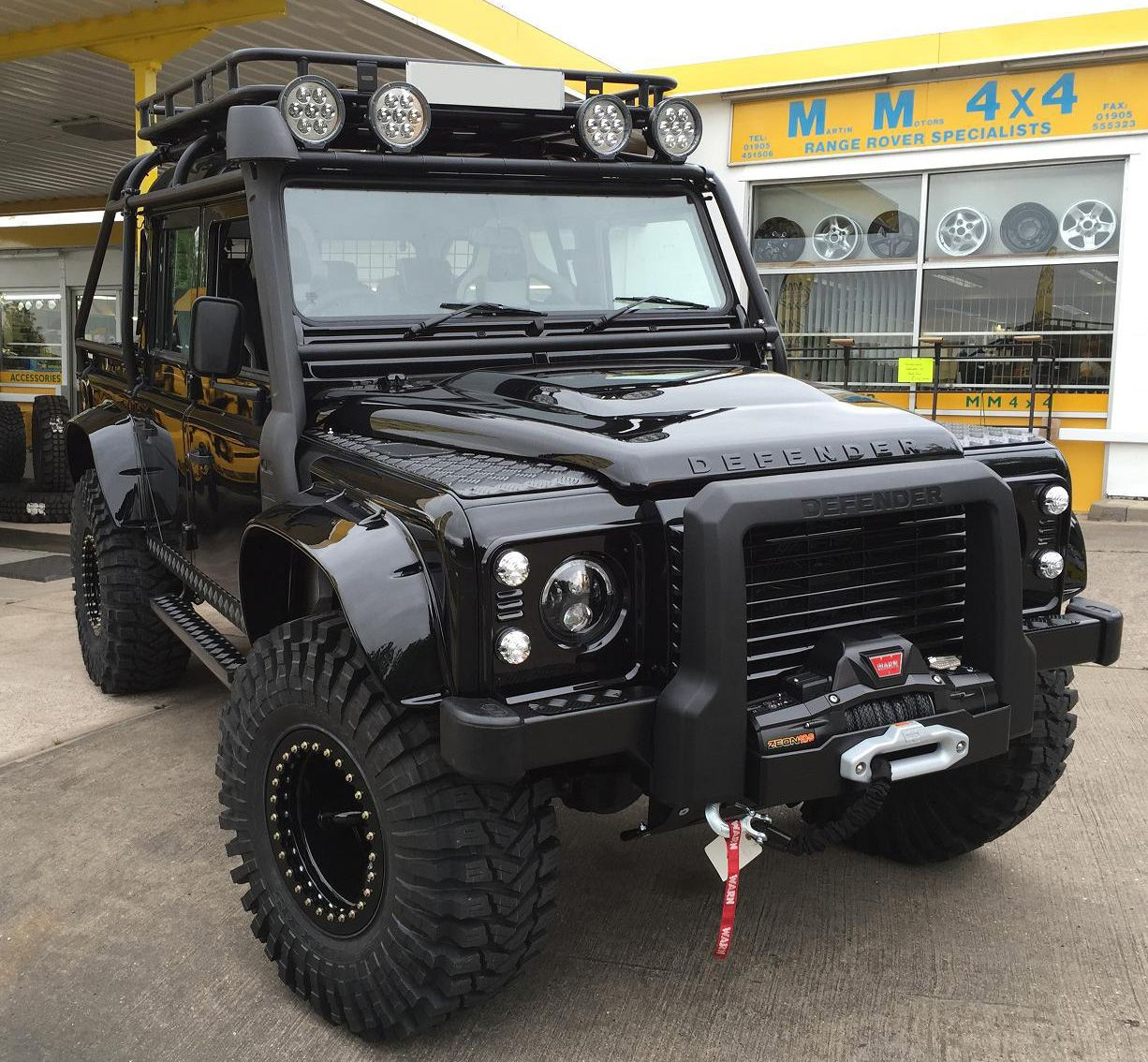 Parts, Accessories & Offroad Equipment
