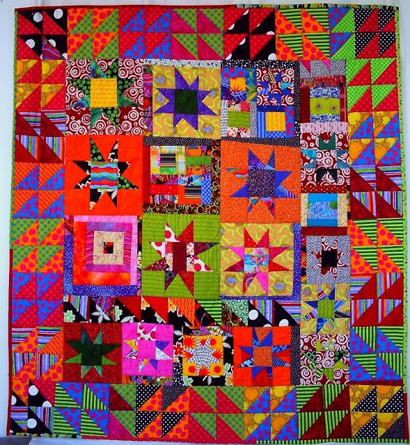 Quilts Improvisados