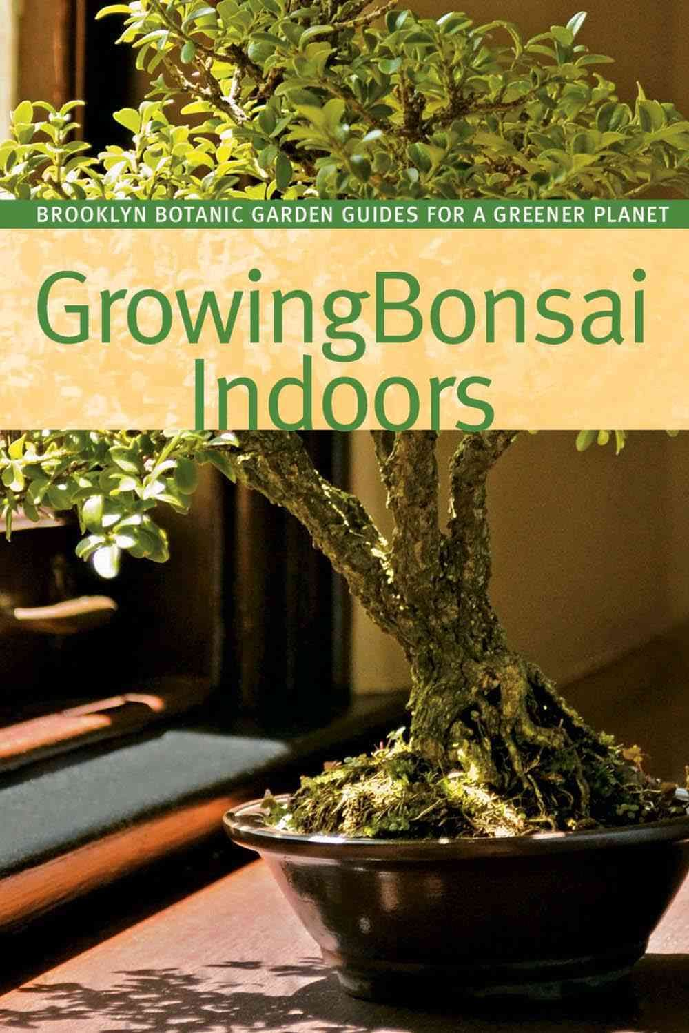 This one-stop guide provides everything bonsai aficionados need to ...