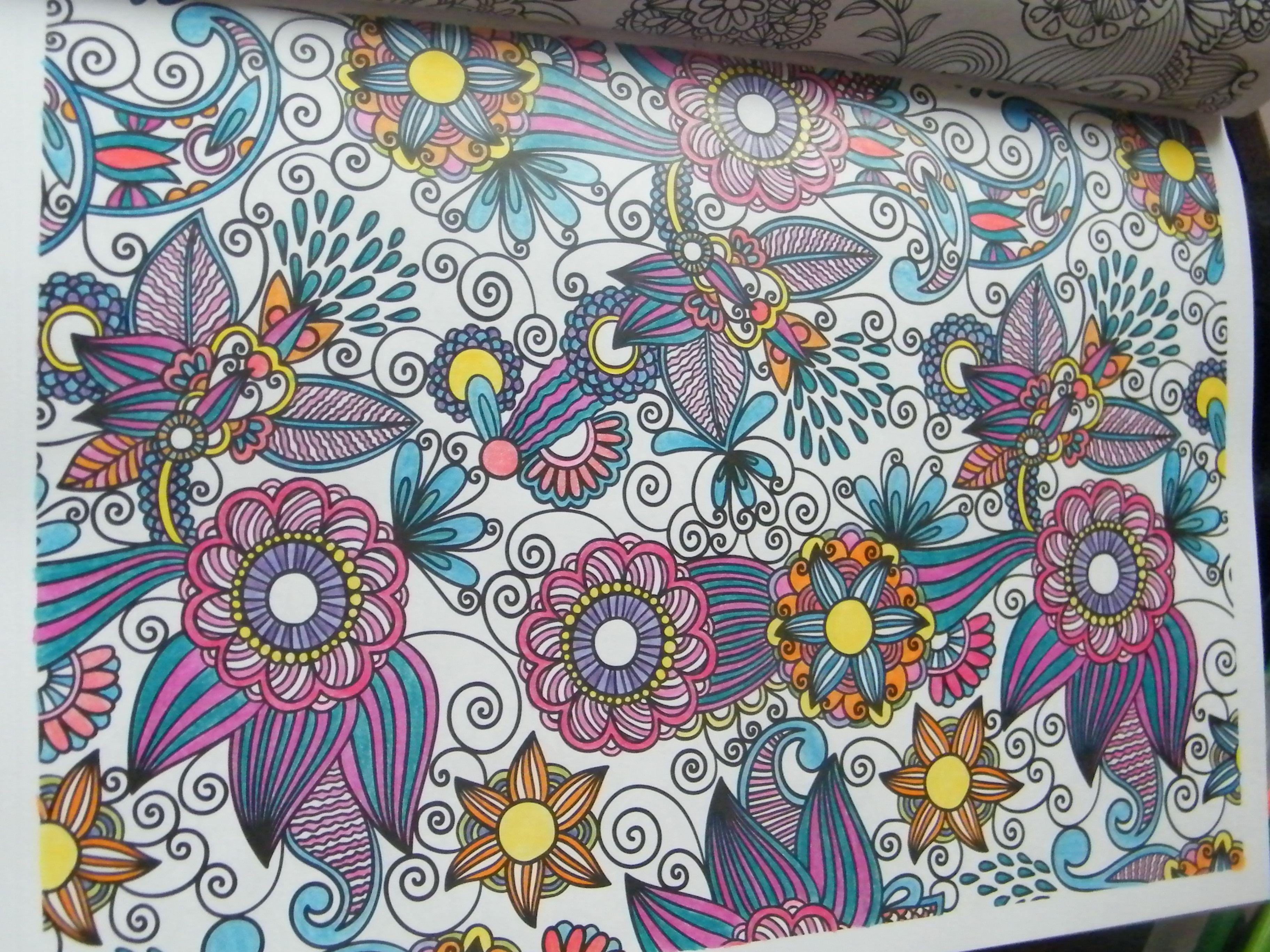 Épinglé par Gwendoline Stiti sur Mes coloriages anti ...