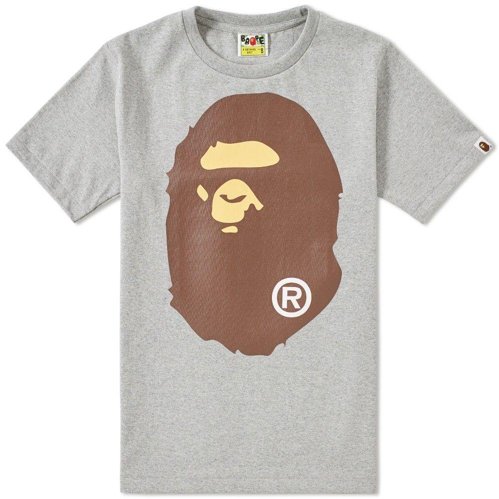 a bathing ape tee shirt