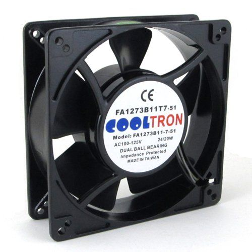 115v Ac Cooling Fan 127mm X 38mm Hs More Info Could Be Found