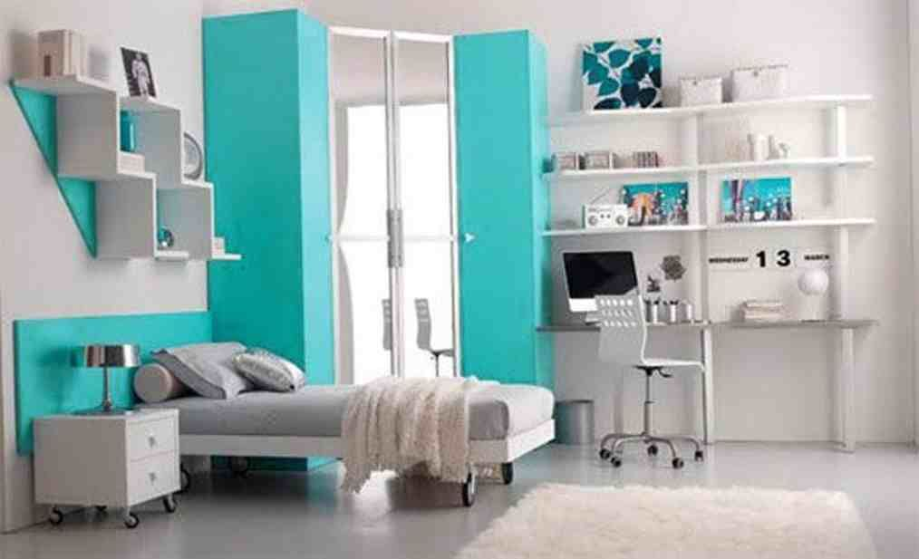Interior Bedroom Design Ideas For A Teenage Girl