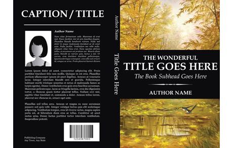 Book Cover Design Template | Book Covers Design Templates Trisa Moorddiner Co