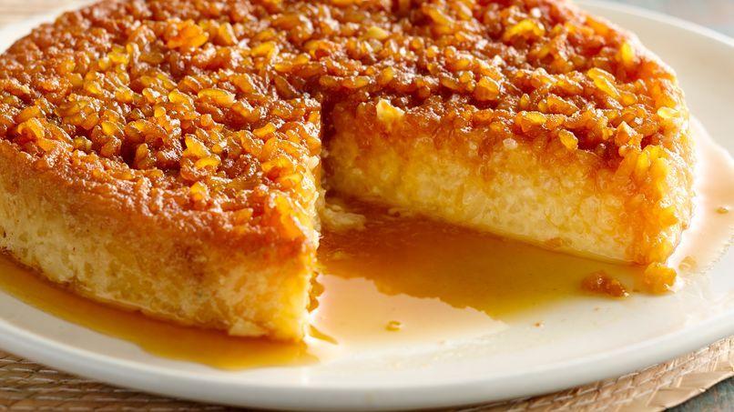 Rice Pudding Flan | Recipe | Desserts, Food recipes, Flan