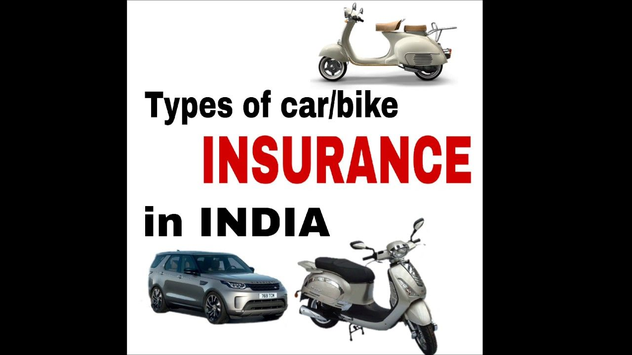 Types Of Car Insurance Bike Insurance In India Car Insurance