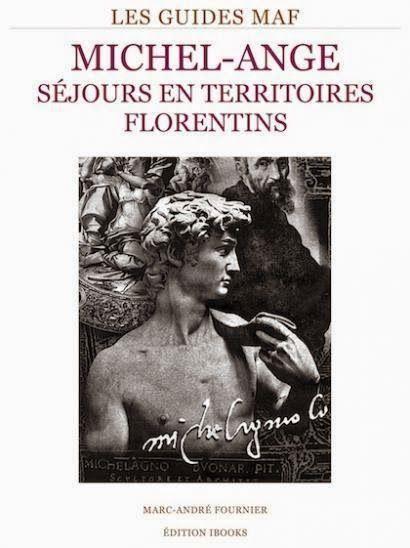 Michel-Ange Séjours en territoires florentins