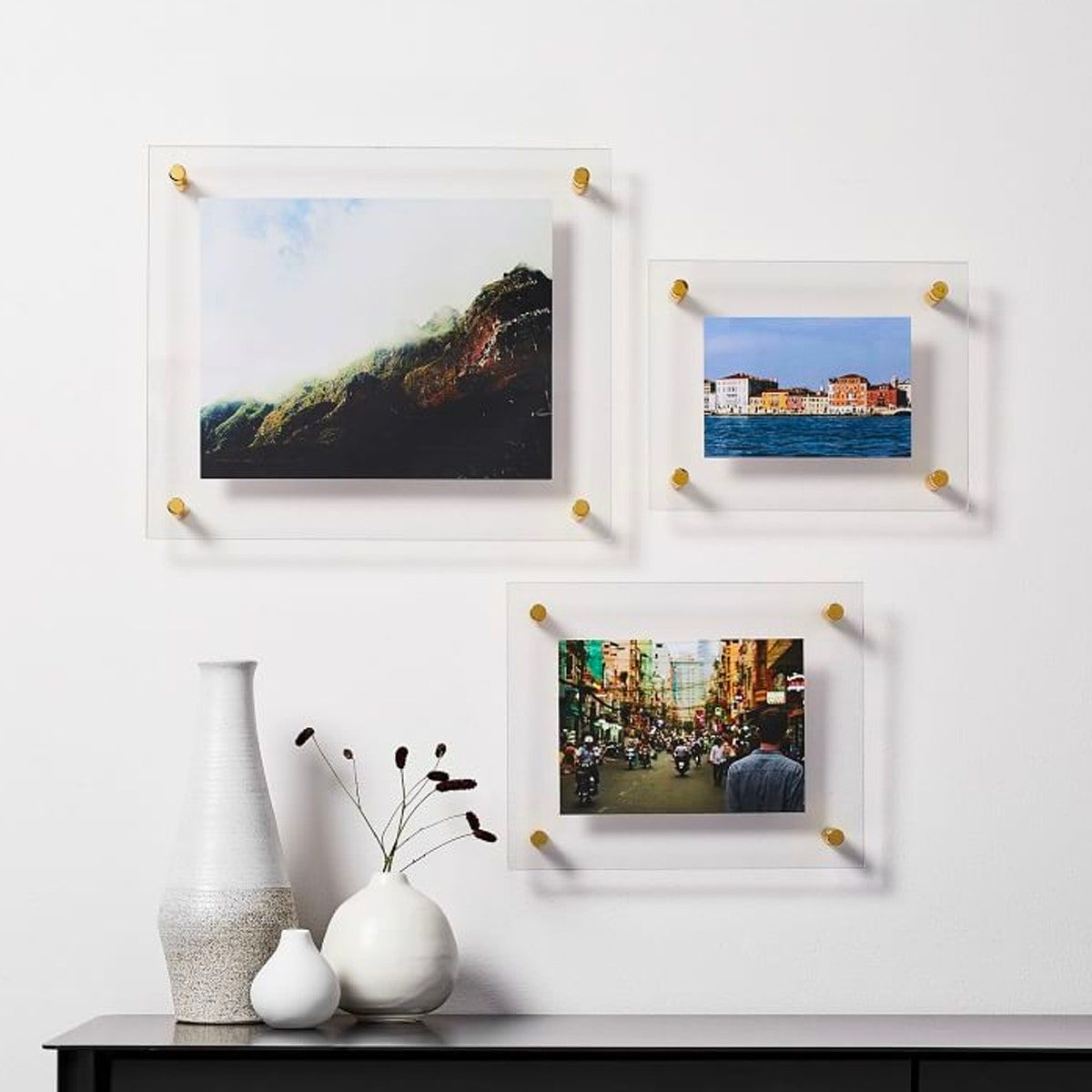 These Cheap Frames Will Instantly Upgrade Your Space In 2020 Acrylic Frames Gallery Wall Frames Acrylic Picture Frames
