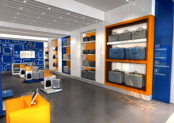 17 Best images about Luggage Retail on Pinterest | Logo design ...