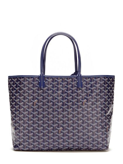 Goyard Navy Blue Saint Louis PM  d176ccf8ce116