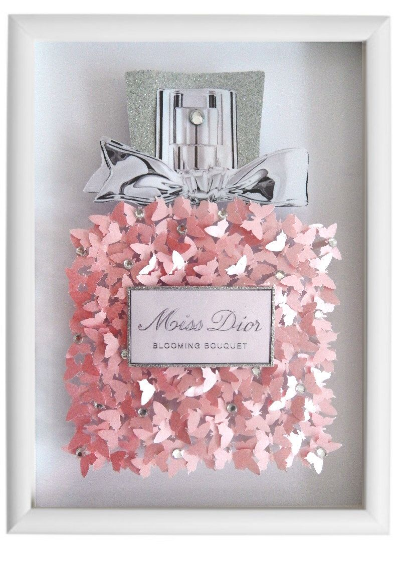Custom Order For Amber Miss Dior Dior Perfume Bottle Picture