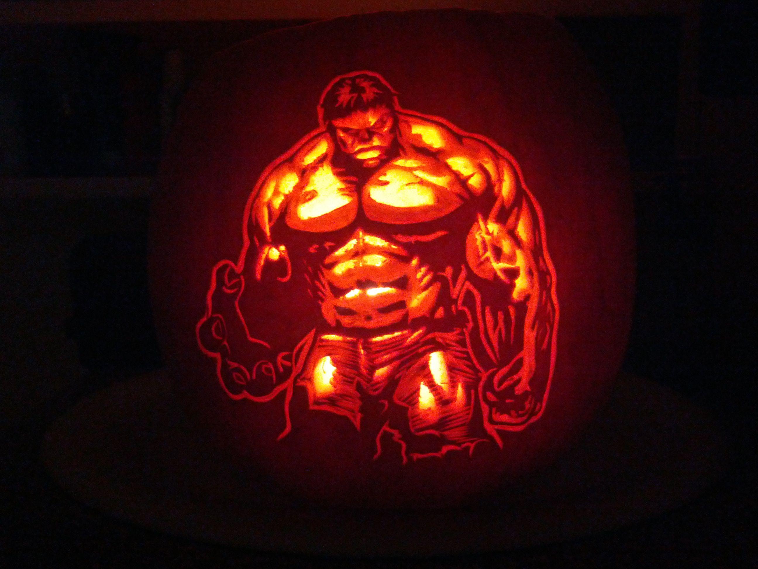 Avenger pumpkins favorite avengers nothing beats a