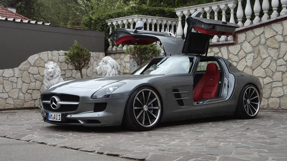 Sls 63 Amg With Images Mercedes Sls