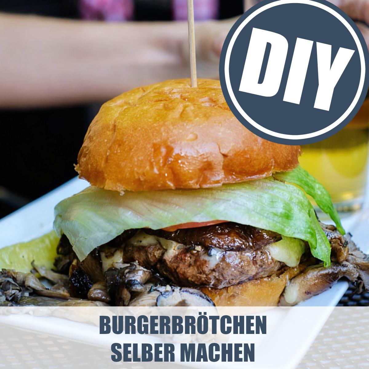 burger br tchen selber backen do it yourself tutorials pinterest. Black Bedroom Furniture Sets. Home Design Ideas