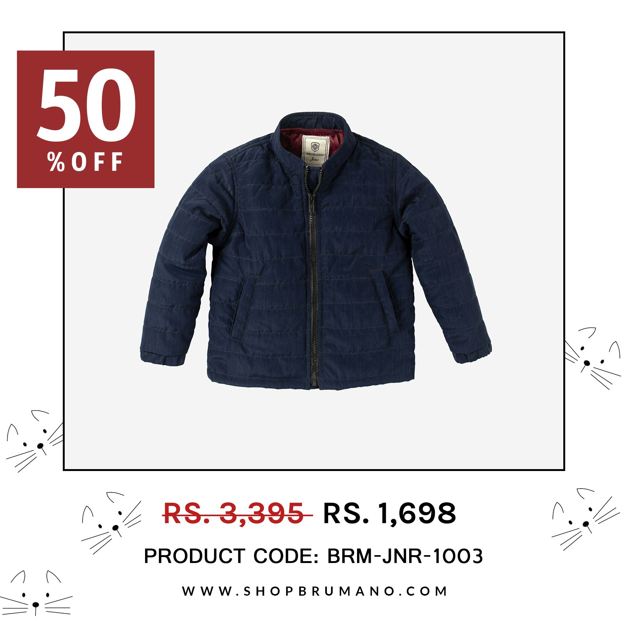 Check Out Our Boys Outerwear To Keep Him Warm At Play No Matter What The Weather Is Like Enjoy Upto 50 Off At Http Br Juniors Jackets Boy Outerwear Jackets [ 2000 x 2000 Pixel ]