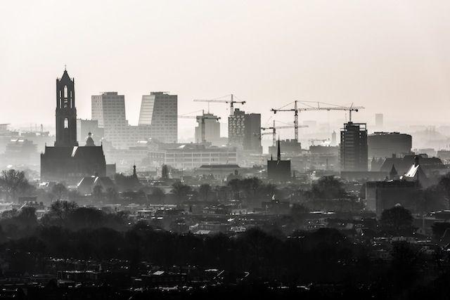 Utrecht vanaf duizelingwekkende hoogte | The Creators Project
