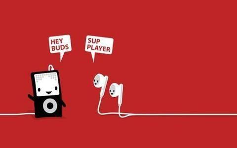 """Hey Buds."" ""Sup Player."""