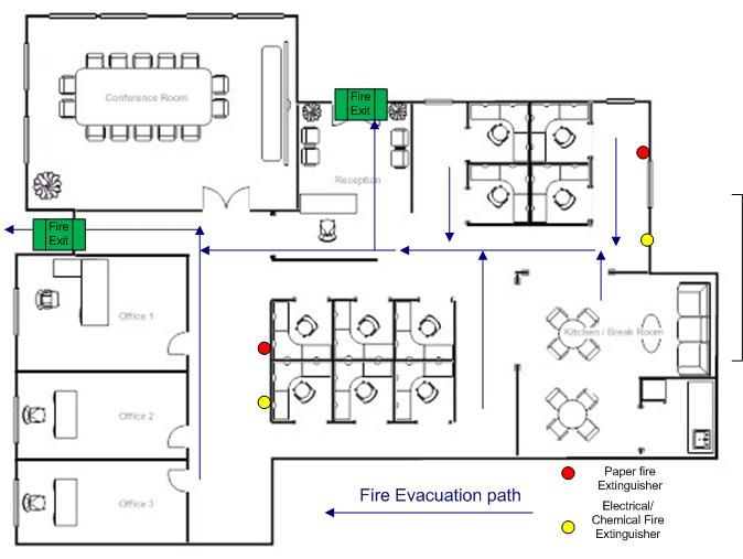 Office floor plan layout first the banking hall bank for Office layout design