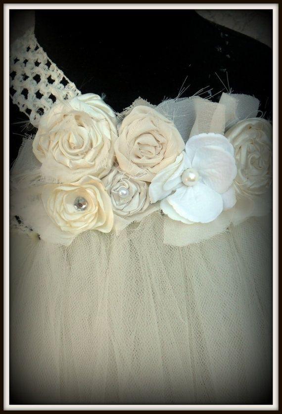flower girl - flower dress