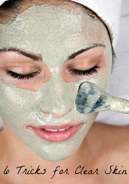 how to get clear skin on the face