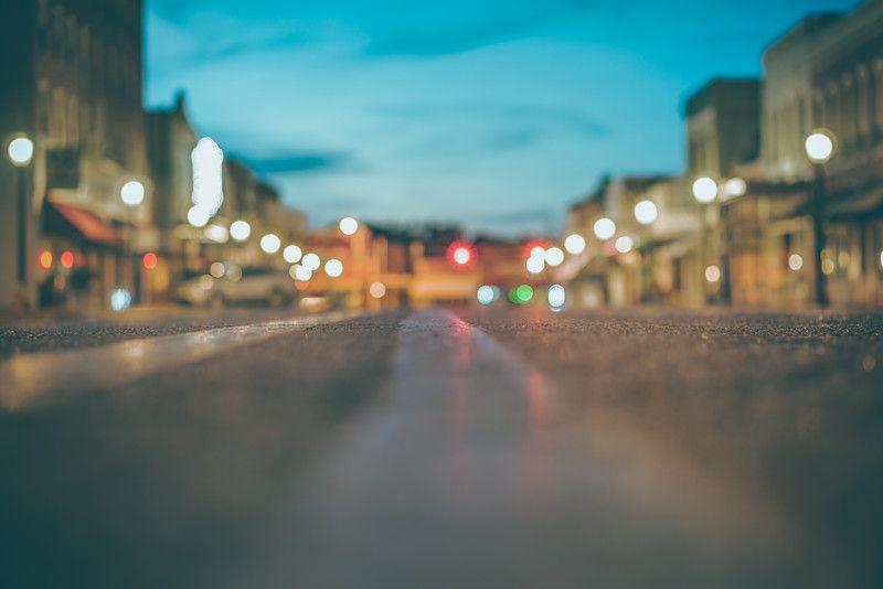 Street Bokeh