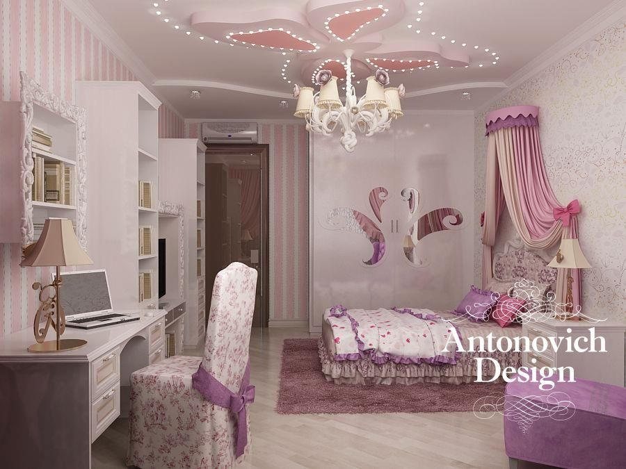 Antonovich Design offers a variety of design solutions for ... on Best Rooms For Girls  id=85940